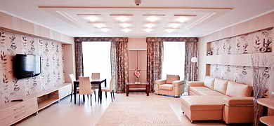 Ukraine Odessa SPA Hotel Grand Marine Deluxe, 2 rooms (61 m.sq)