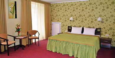 Ukraine Odessa SPA Hotel Grand Marine Superior Standard, 1 room (33 m.sq)