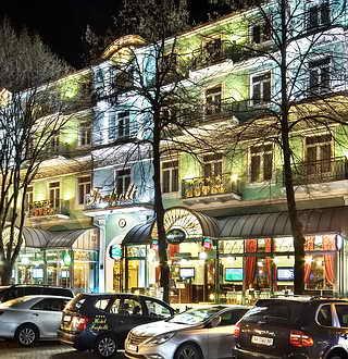 Дерибасовская - главная улица Одессы